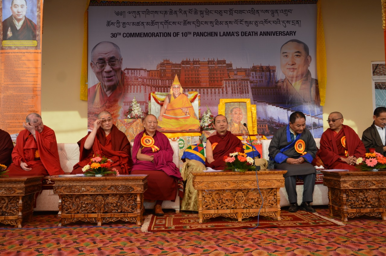 Speaker of Tibetan Parliament-in-Exile attends the 30th