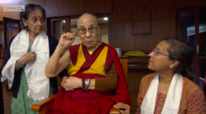 His Holiness the Dalai Lama hails India's ancient traditions and