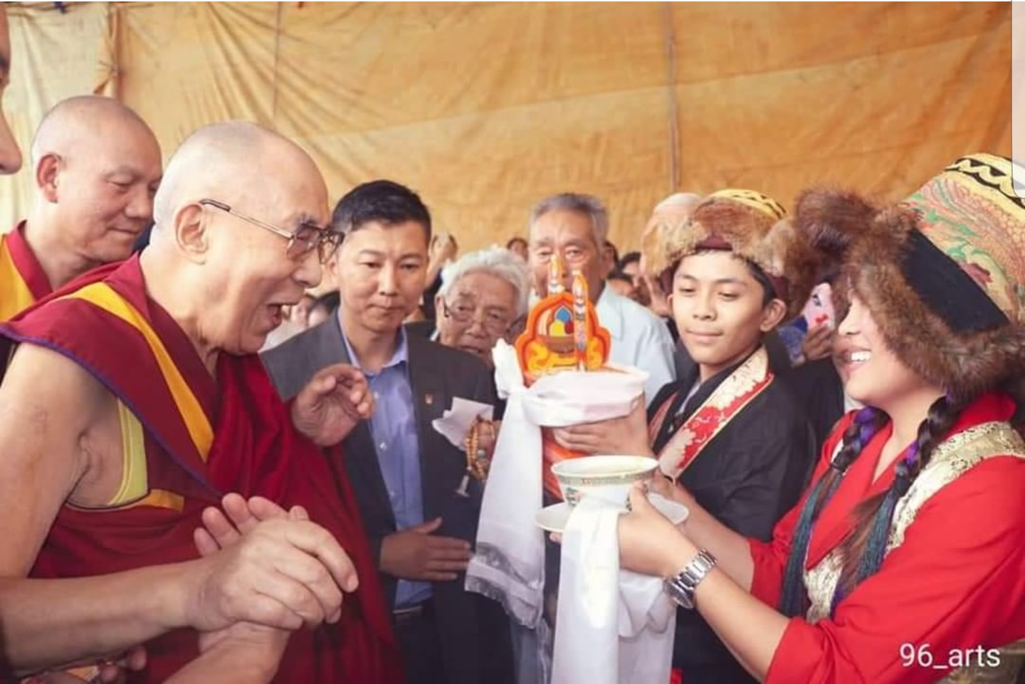 His Holiness the Dalai Lama to begin teachings in Manali - Central