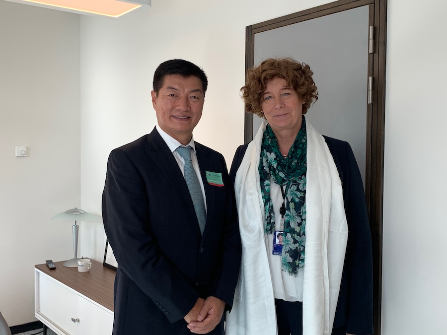 CTA President Strengthens Tibet Advocacy At EU And Belgian Senate Central Tibetan Administration