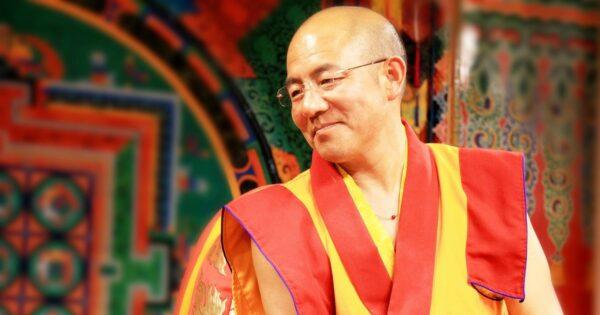 Khenpo Sodargye. Photo by Tashitso.
