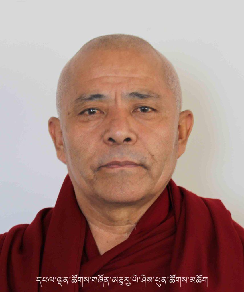 Tibetan Parliamentary Speaker Acharya Yeshi Phuntsok (Photo/ Tibetan Parliament-in-Exile)