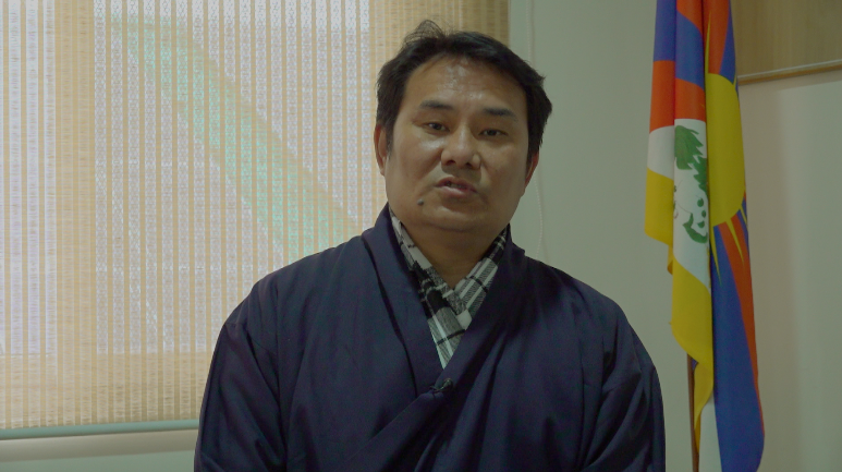Health Kalon Choekyong Wangchuk speaks on COVID-19 in an exclusive interview with Tibet News Bureau