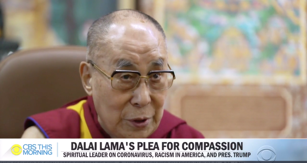 Dalai Lama On His Life During The Pandemic The Protests And The Idea Of Meeting President Trump Central Tibetan Administration