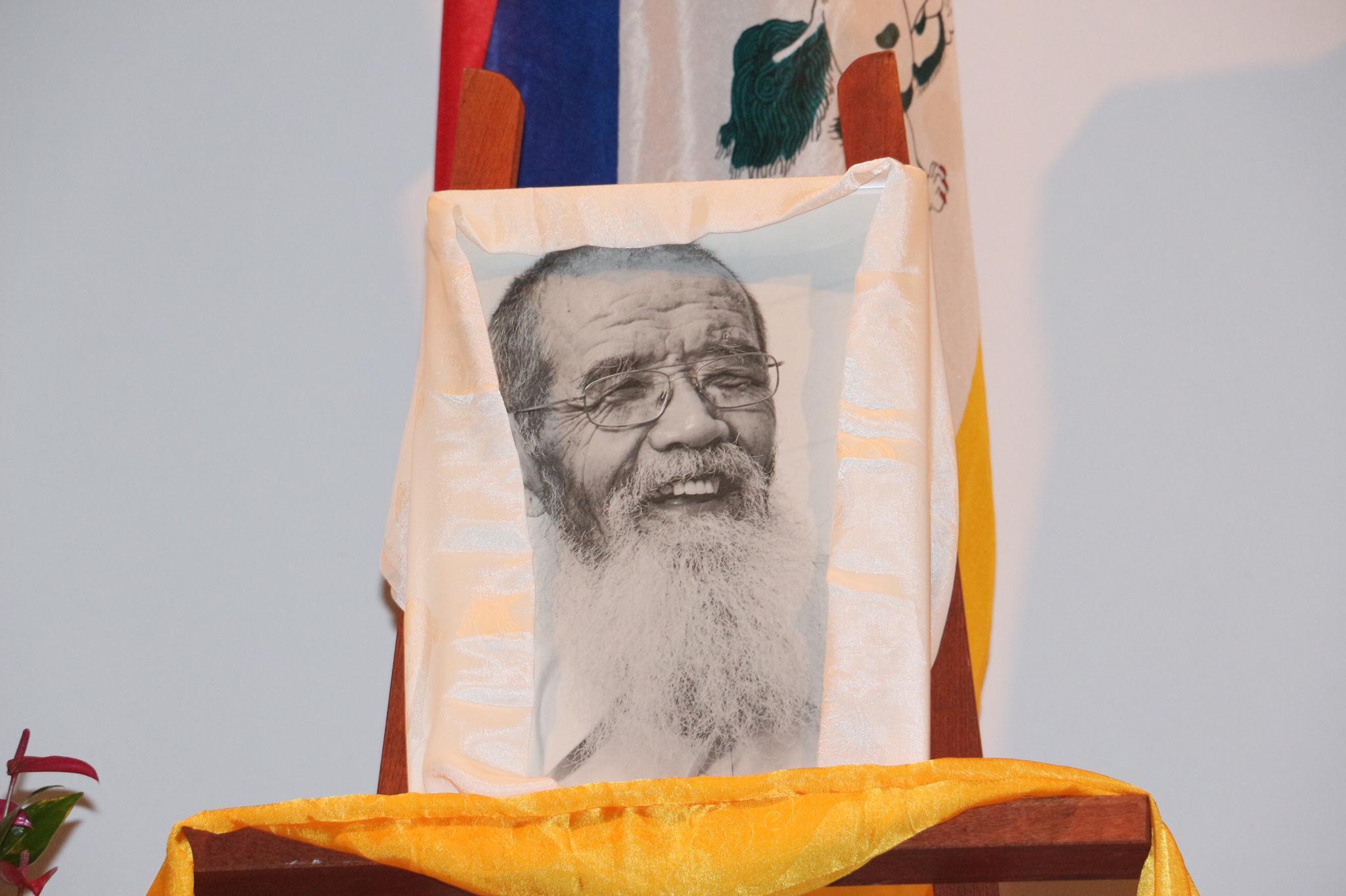 Portrait of Takna Jigme Sangpo - Central Tibetan Administration