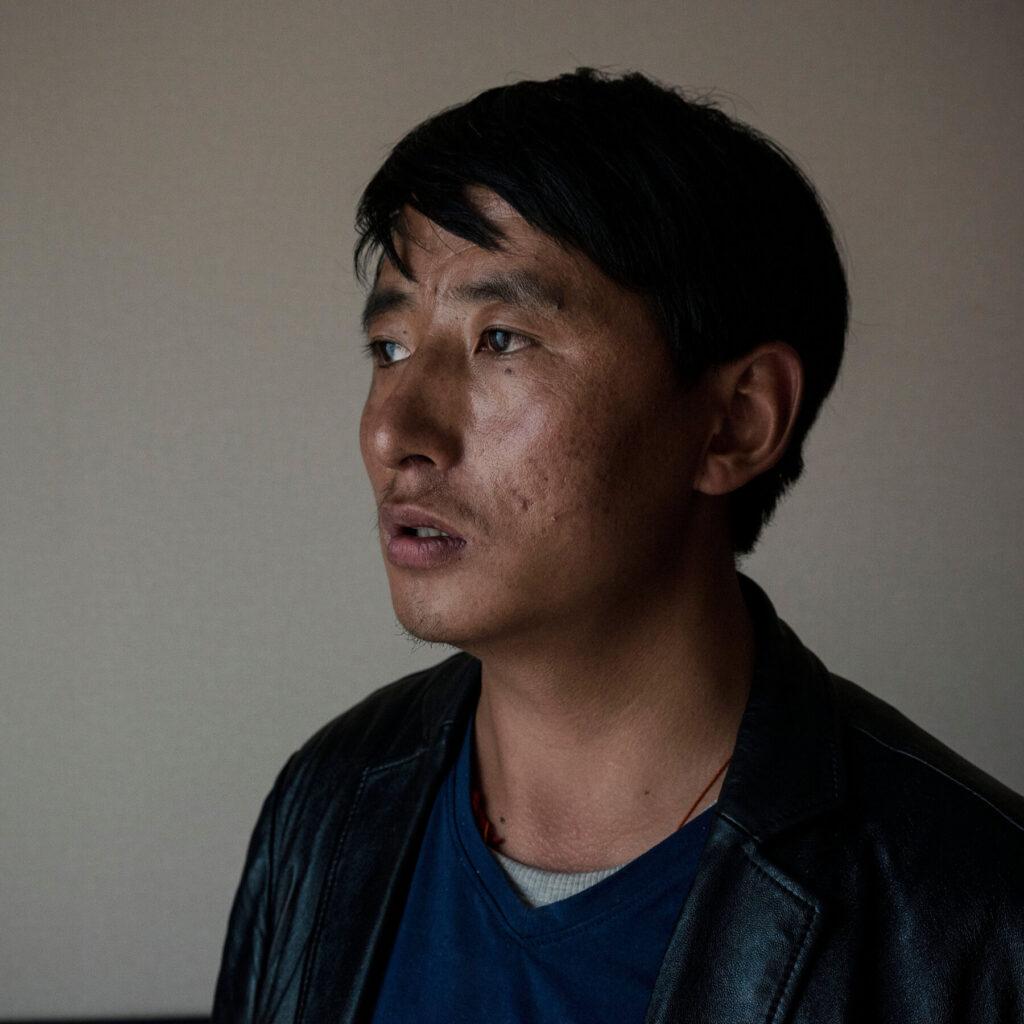 Tashi Wangchuk in Yushu, China, in 2015. Gilles Sabrié for The New York Times